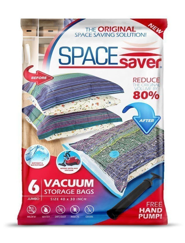 Jumbo Vacuum Storage Bags