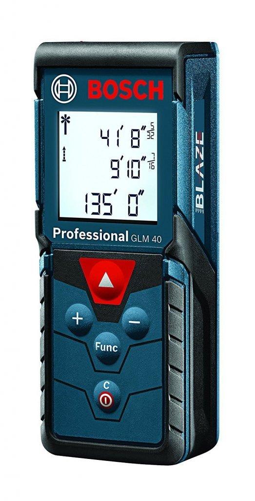 Bosch Laser Measure GLM 40