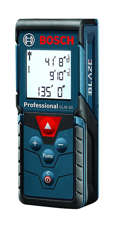 Bosch Laser Measure GLM-40